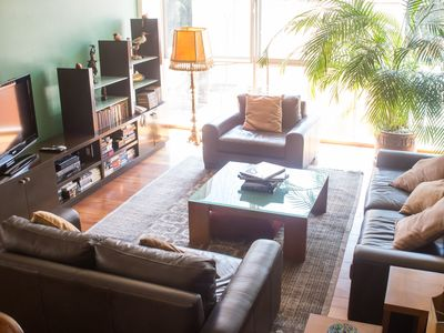 Photo for 2 BR Mexico city center, walking distance
