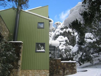 Photo for One bedroom and loft chalet on Summit Way Thredbo, great for family
