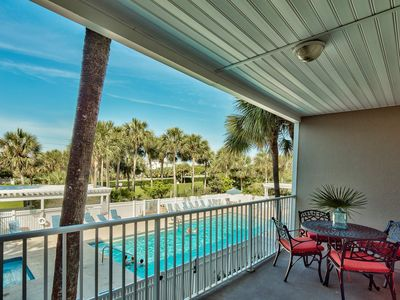 Photo for Blu Caribbean☀️Gulf Place 30A☀️OPEN Apr 28 to May 1 $532! Across fr Beach- Pools