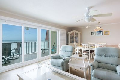 ~AMAZING SUNSET VIEWS!!~Holiday Villa II 417 **FREE PERKS INCLUDED!!** -  Indian Shores