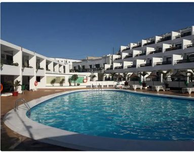 Photo for Charming Apartment with Pool, Jacuzzi, Balcony, Ocean View & Wi-Fi; Pets Allowed