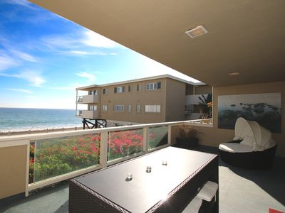 Photo for SPECTACULAR MALIBU BEACH FRONT!