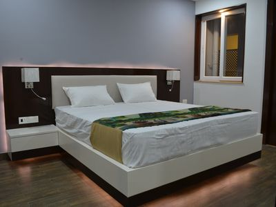 Modern 1 BHK Apartment in the North Goa
