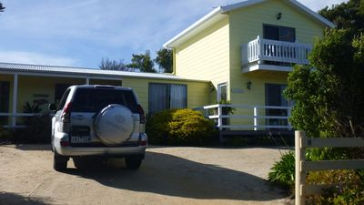 Photo for Seabreeze - beachfront accommodation