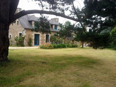 Photo for Plouha: Delightful Brittany house at seaside in an exceptional nature