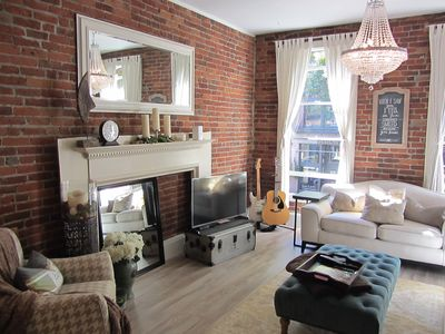 Photo for 2BR Historic Building in Pioneer Square, Downtown walking distance to everything