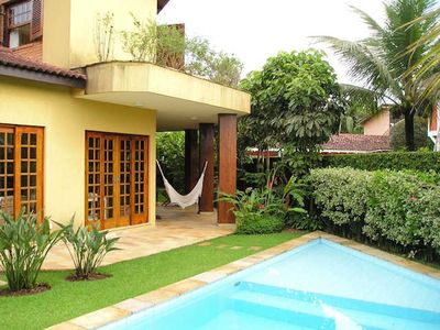 Photo for Beautiful beach house with pool, barbecue, garden, terrace etc.