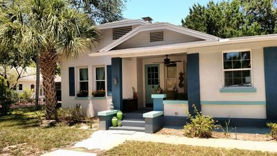 Photo for Downtown Ozona Bungalow With Bicycles and Kayaks and Dog Friendly, Too!!!