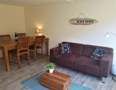 Photo for Spacious basement near the beach and boulevard ...