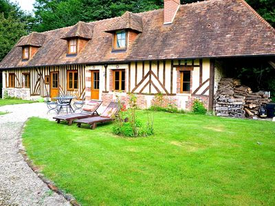 Photo for 4BR House Vacation Rental in Auvillars, Normandie