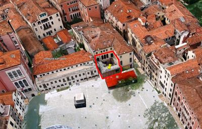 Photo for Awsome house in the heart of Venice with large terrace