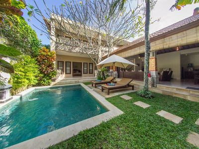Photo for Romantic Villa, Luxury with Private Pool at Jimbaran