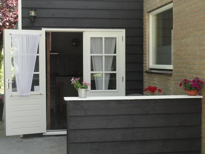 Photo for Apartment 't Schuitvlot Domburg, 300 m. from the beach / sea