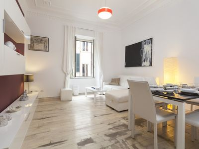Photo for LOVELY CENTRAL APARTMENT CLOSE VIA VENETO&PIAZZA FIUME