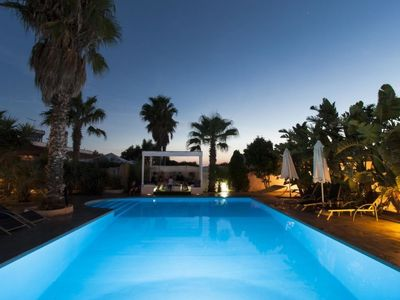 Photo for Vacation home villa cotriero crystal  in Gallipoli, Puglia - Salento - 6 persons, 3 bedrooms
