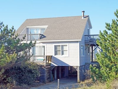 Photo for SEMI-OCEANFRONT FAVORITE WITH 3 BEDROOMS, WIFI, OCEAN VIEWS AND DOG FRIENDLY!