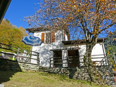 Photo for Vacation home Casa Angela in Malvaglia - 6 persons, 3 bedrooms