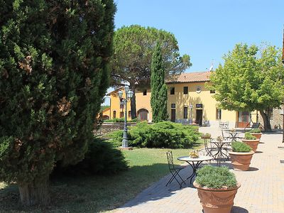 Photo for Apartment Montereggi  in Vinci, Florence Countryside - 4 persons, 1 bedroom