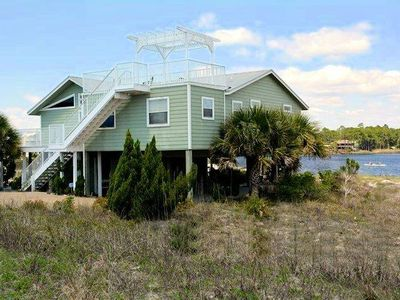 Photo for Pet Friendly Home on Lake ~ Amazing Views  ~ Located in 30A Seagrove Beach!!!