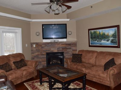 Photo for Great condo walking distance to downtown Gatlinburg & Convention center