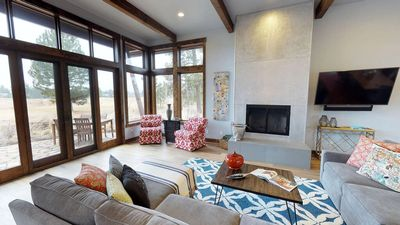 Photo for Enjoy this modern Caldera Springs home just steps from the golf course!