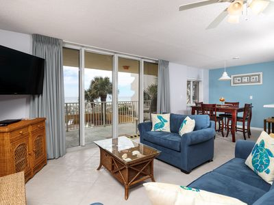 Photo for Dune Pointe 201: DON'T MISS OUT! AMAZING BEACH CONDO FREE BEACH SERVICE &more