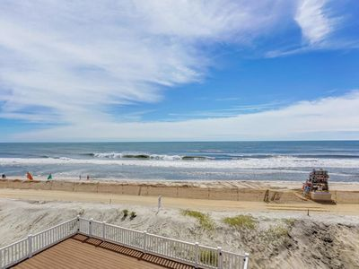 Photo for OCEAN FRONT HOME - NEWELY RENOVATED - MANTOLOKING