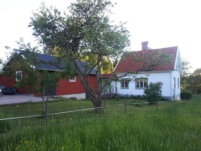 Photo for Holiday house Hjälteby for 1 - 6 persons with 4 bedrooms - Holiday home