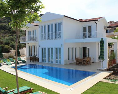 Photo for Villa Kasaba With Private Pool And Fantastic Sea Views