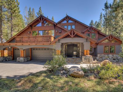 Photo for NEW LISTING - CASTLEMONT - Gorgeous 5 BR with Hot Tub - Sleeps 12