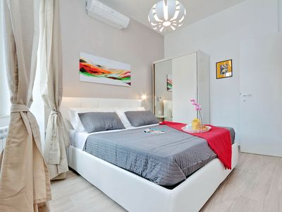 Photo for Rome City Center Modern Accommodation Colosseum Area WIFI A/C 2 Baths Sleeps 4