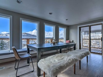 Photo for NEW! Mtn-View Home <2 Mi. to DT Steamboat & Skiing