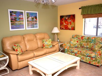 Photo for Beautiful 2 Bedroom with Bonus Room Condo in Gulf Highlands Beach Resort