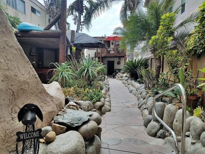 Photo for Beautiful TROPICAL OASIS ~ AC*Hot Tub*BIKES*Great PB Location & MORE!!!