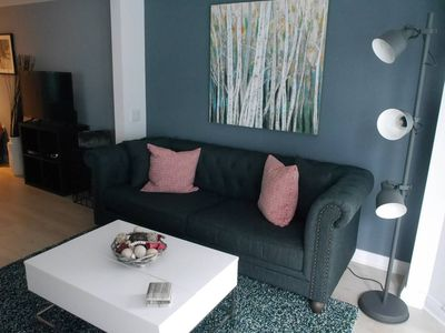 Photo for Newly Decorated Condo in Yorkville with Terrace!