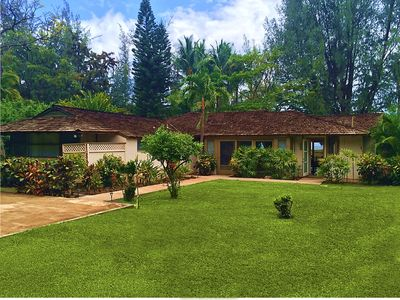 Photo for Private Exclusive Ocean Front Waimea Home - RELAX!!!