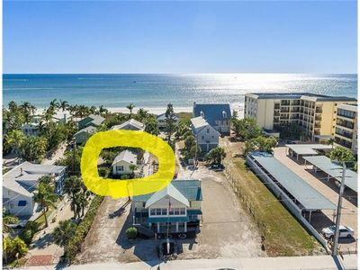 Photo for 1 Bedroom Cottage - Gulf Beach Access - Pet Friendly