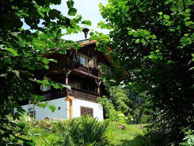 Photo for Exclusive holiday home with sauna and large garden in Gnadenwald / Hall in Tirol