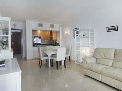 Photo for Apartment Puerto Paraíso Bl. 1 in Estepona - 4 persons, 2 bedrooms