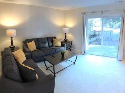 Photo for Central Raleigh Townhome FREE UBER RIDE