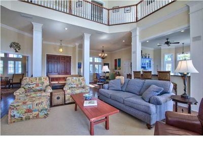 Photo for Custom Built, Private Home In Gated Beach Community, Perfect For Family Vacation
