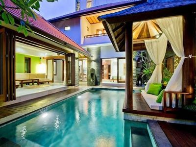 Photo for 2 BDR  Villa  Luxury Close to The Beach
