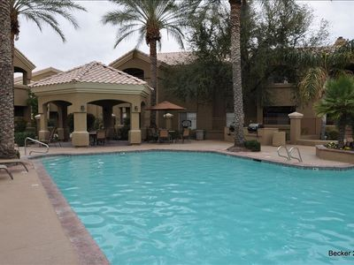 Photo for Clean, Luxurious and Quiet 3 Bedroom Condo in Scottsdale/PV