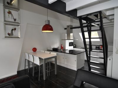 Photo for Fully Equipped Duplex Studio 750 Meters From Historical Center Of Ghent