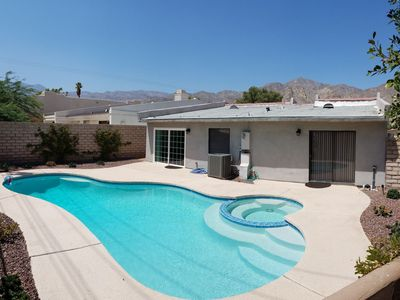 Photo for Beautifully remodeled pool home in La Quinta cove - new appliances & furnishings
