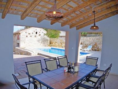 Photo for Holiday house Rakalj for 1 - 12 persons with 5 bedrooms - Holiday house