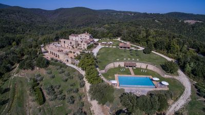 Photo for 14 bedroom Villa, sleeps 28 with Pool, Air Con and FREE WiFi