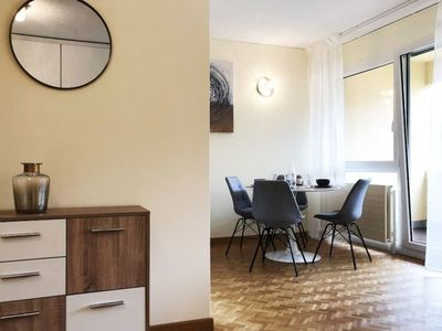 Photo for Two-room apartment a few meters from the LUDES Lugano