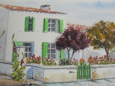 Photo for Traditional Oleron house