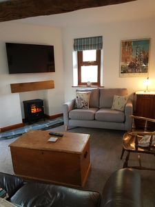 Photo for Recently Renovated Luxury Riverside Apartment in Grasmere
